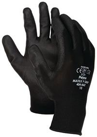 Matrix P Grip Gloves - Size 8  Small  Black