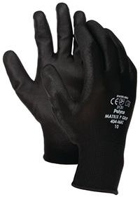 Matrix P Grip Gloves - Size 10  Large  Black