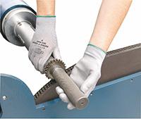 Matrix P Grip Gloves - Size 8  Small  White