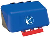 Secubox Mini Storage Box  Hand  Blue