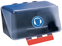 Secubox Mini Hand Protection Storage Box Transparent