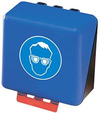 Blue Midi Storage Box Resp Protection