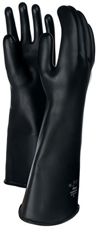 400mm Chemprotect Gloves - Size 9