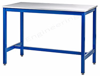Medium Duty Workbench with 20mm Laminate Top - 500kg UDL - 1200mm Wide