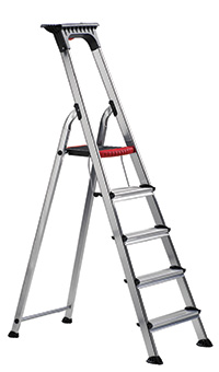 Double Decker - Professional Step Ladder
