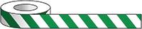 50mm x 33m Green   White Tape