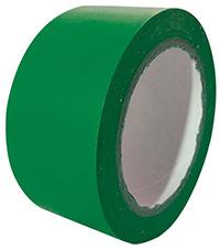 75mm x 33m Green Tape