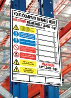 Weight Load Identification - Pallet Racking Weight Load