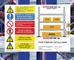 Weight Load Identification - Landscape Racking Weight Load