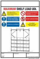 Weight Load Identification - Carton Live Store Weight Load