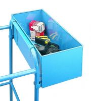 Fort Heavy Duty  Elite  Certified to BS EN 131 Professional Mobile Steps - Optional Tool Tray