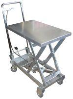 Aluminium Mobile Scissor Lift Table