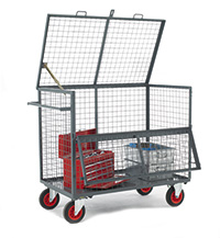 Security Trolley - Mesh