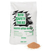 Safety Tread Industrial Spillage Absorbant - 30 Litres