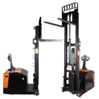 Fully Powered Counterbalance Stackers - 1400mm Lift Height - 600kg Load Capacity
