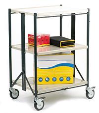 Steel Folding Trolley