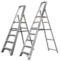 Climb It Aluminium Platform Stepladder