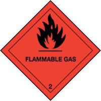100x100mm Misc Class 9 Hazard Warning Diamond Roll of 310