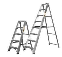 Climb It Aluminium Trade Swingback Stepladder