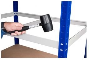 Rubber Mallet to suit Clicka Shelving