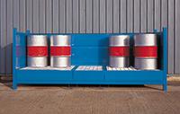 Drum Storage Unit - 20 Drums