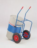 Loadtek Drum Trolley and Pouring Stand