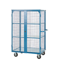 Optional Shelves to suit Heavy Duty Distribution Trucks with Steel Shelves  DT703Y or DT701Y