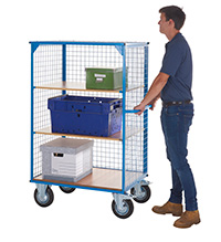 Heavy Duty Distribution Truck - Extra Shelves - 860 x 620 - To Suit DT603Y or DT601Y