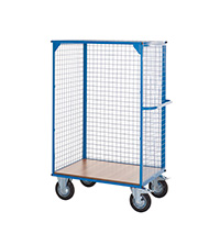 Heavy Duty Distribution Truck - without Doors - 900 X 650