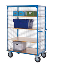 Heavy Duty Distribution Truck - Extra Shelves - 1150 x 750 - To Suit DT903Y or DT901Y
