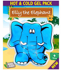 Elly The Elephant Hot   Cold Pack Pk 80