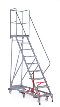 Fort Easy Steer Mobile Step - 9 degree  STEP - Std Slope