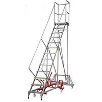 Fort Easy Steer Mobile Step - 18 degree STEP - Std Slope