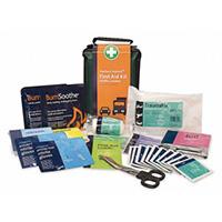 British Standard Compliant Motor Vehicle First Aid Kit