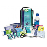 British Standard Compliant Travel First Aid Kit