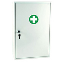 Metal First Aid Cabinet