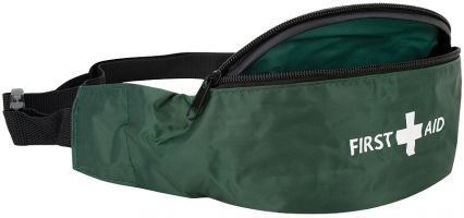 Empty Off-Site First Aid Bum Bag