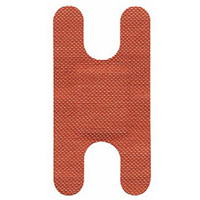 Fabric Knuckle Plasters  Pk 100