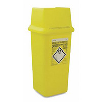 Sharps Disposal Container  7 litre