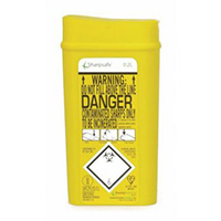 Sharps Disposal Container  0.2 litre