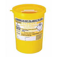 Sharps Disposal Container  3.75 litre