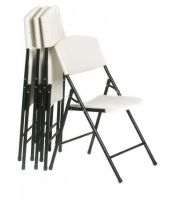 Folding Tables - Folding chair  Order in multiples of 4