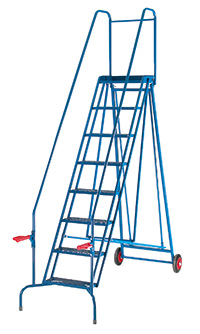 Fort Quick Folding Steps - 8 Tread