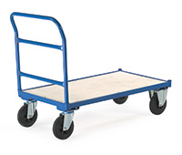 Fort Sturdy Truck - Double Plywood End