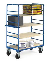 Fort Sturdy TruckShelf Truck -  Base   3 Shelves