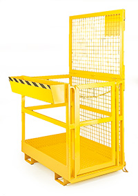 HEAVY DUTY FORK LIFT SAFETY CAGE