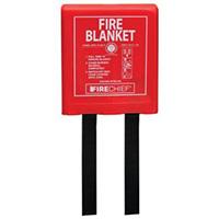 Classic fire blanket - 1000 x 1000mm