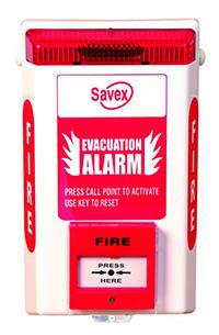 Savex Alarm - Call Point