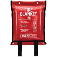 Classic fire blanket flat pack - 1200 x 1800mm