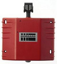 Dorgard Fire Door Retainer - Red
